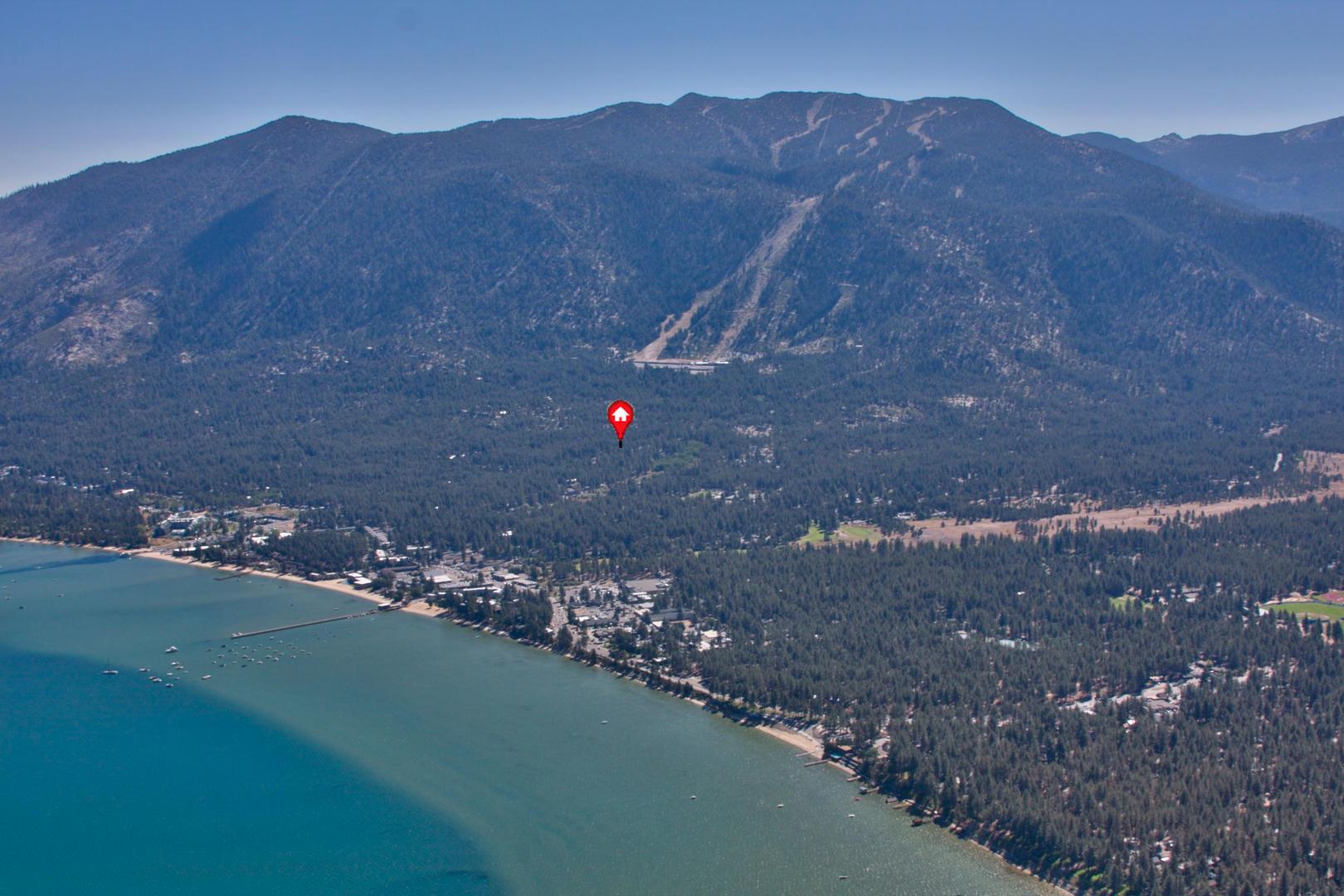 hch1202  tahoe vacation rental