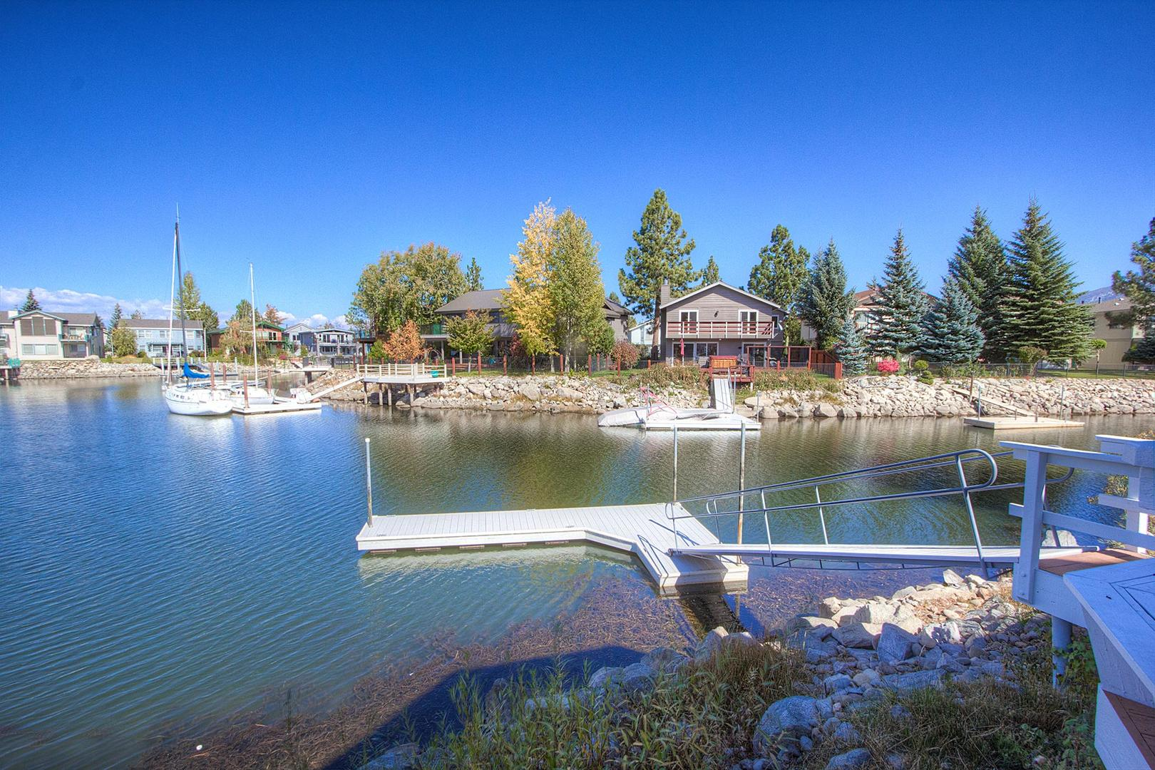 tkh1421 boat dock