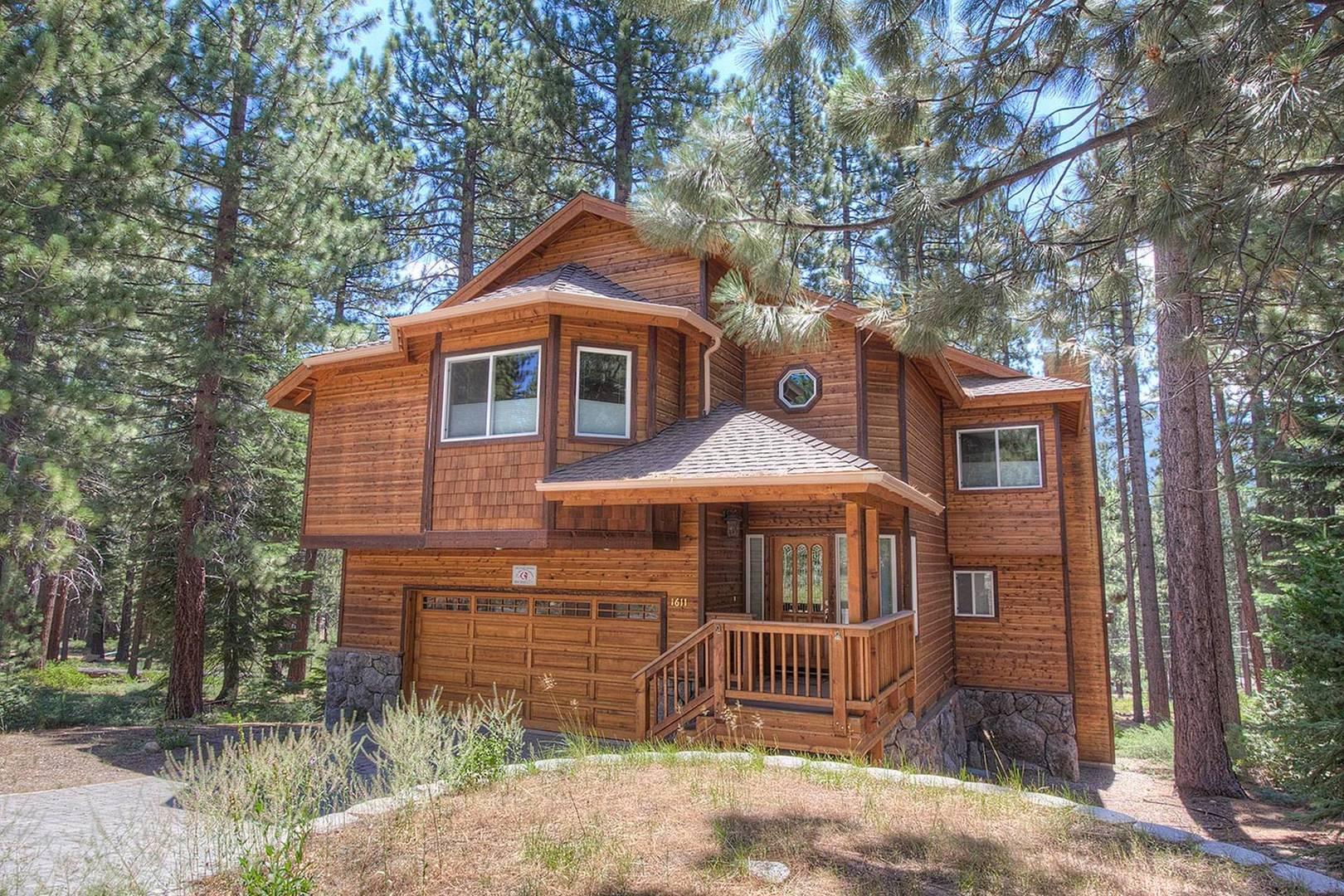 COH1211 Lake Tahoe Vacation Rental