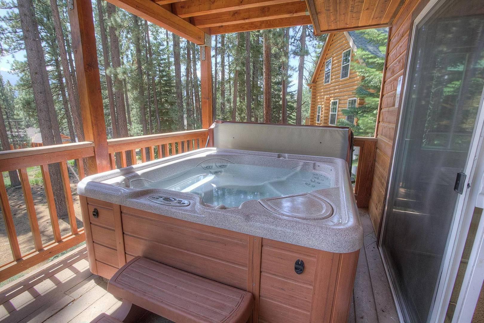 COH1211 Hot Tub