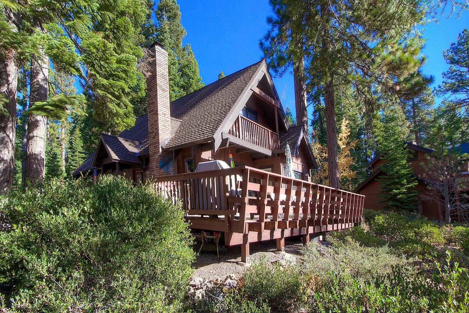 nsh0932 Lake Tahoe Vacation Rental