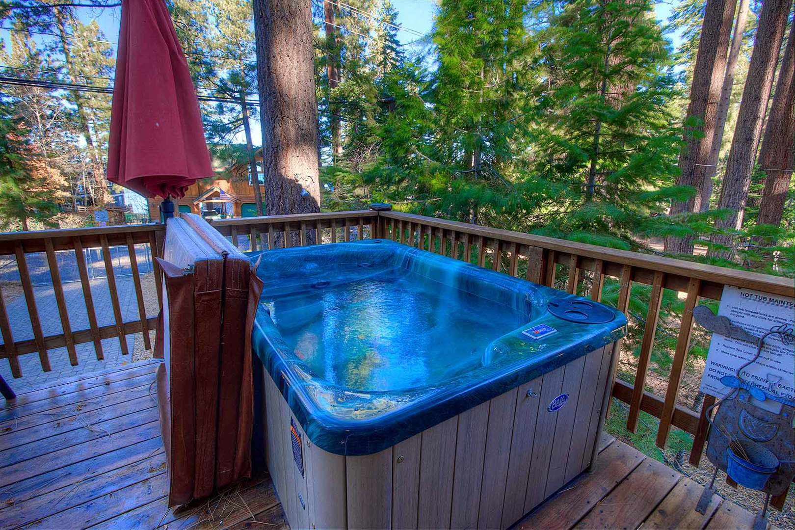 nvh1423 hot tub