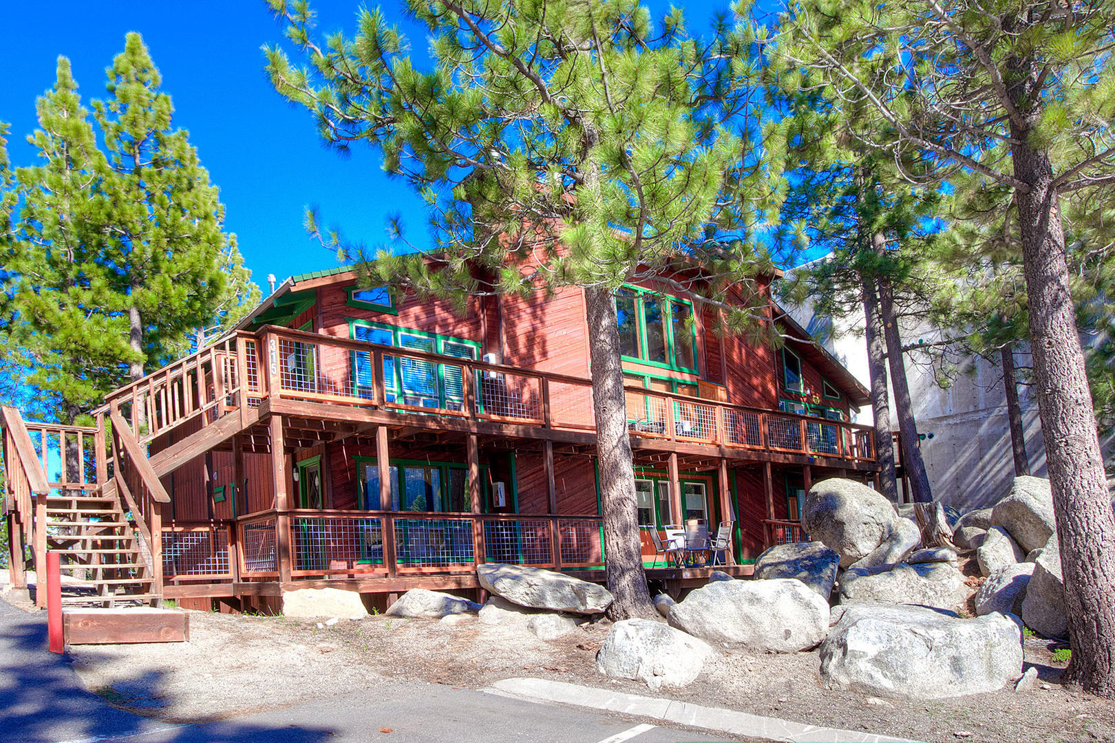hnc0804 Lake Tahoe Vacation Rental