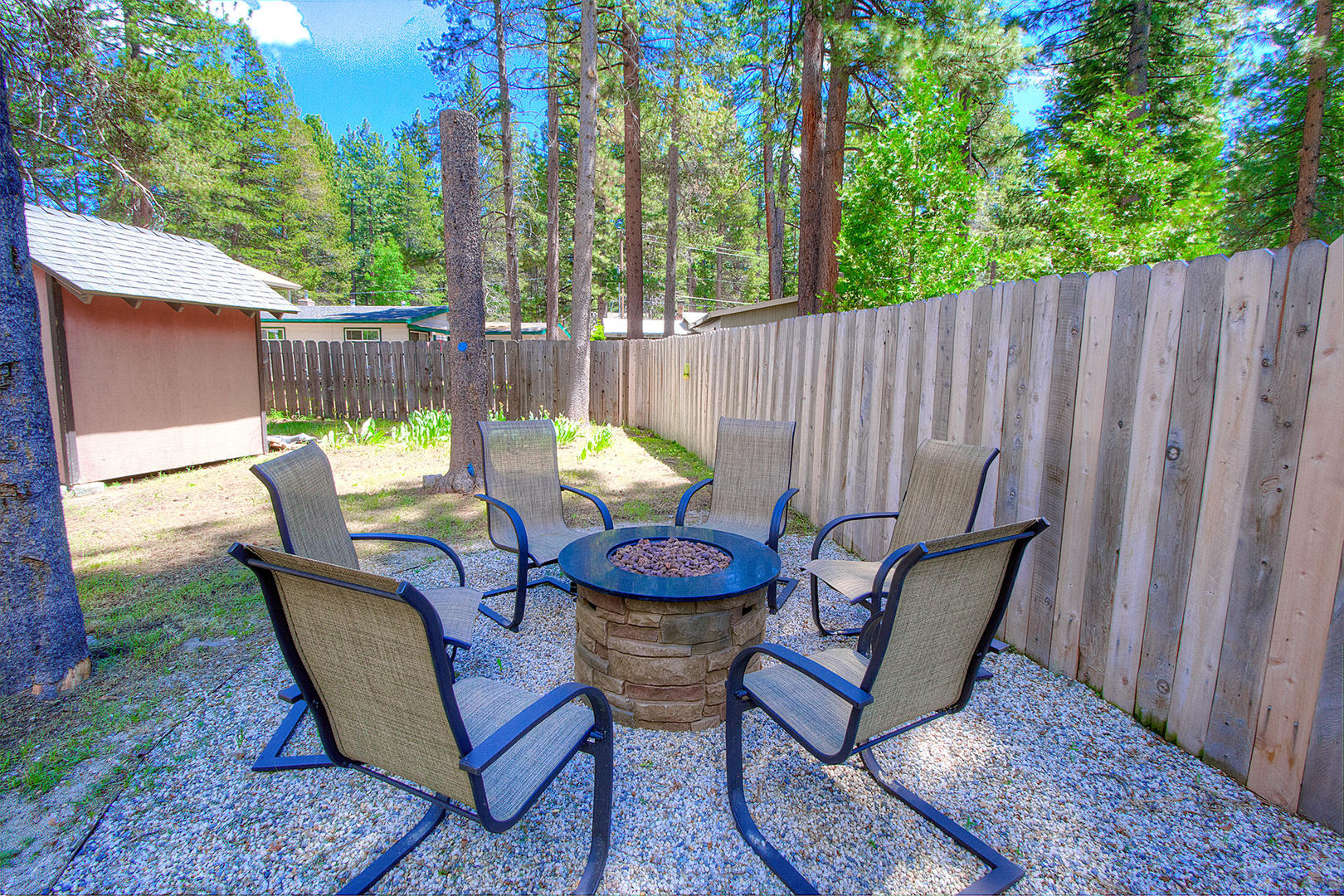 cyh0776 lake tahoe vacation rental fire pit