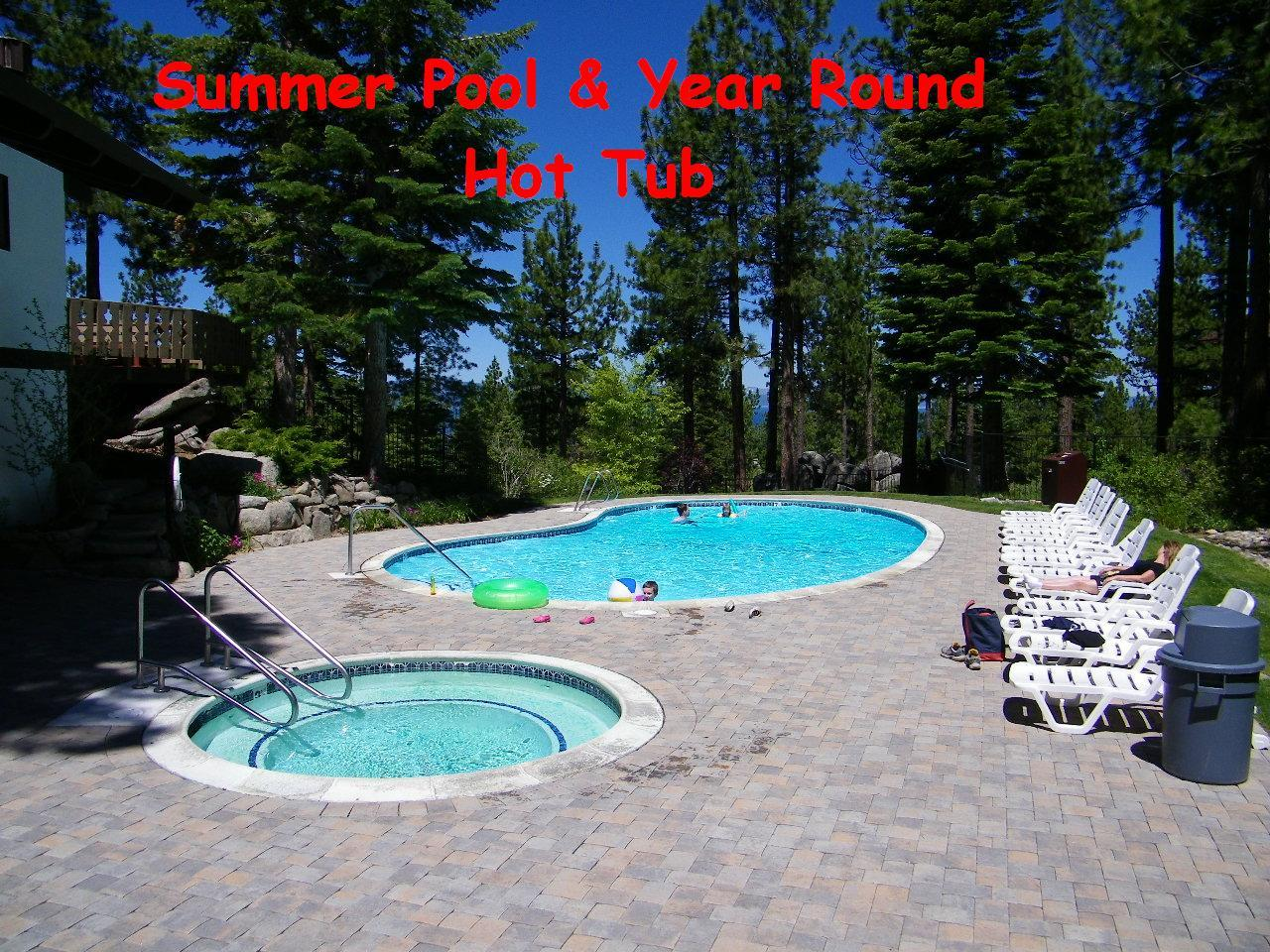 HCH1251 Community Pool and Hot Tub