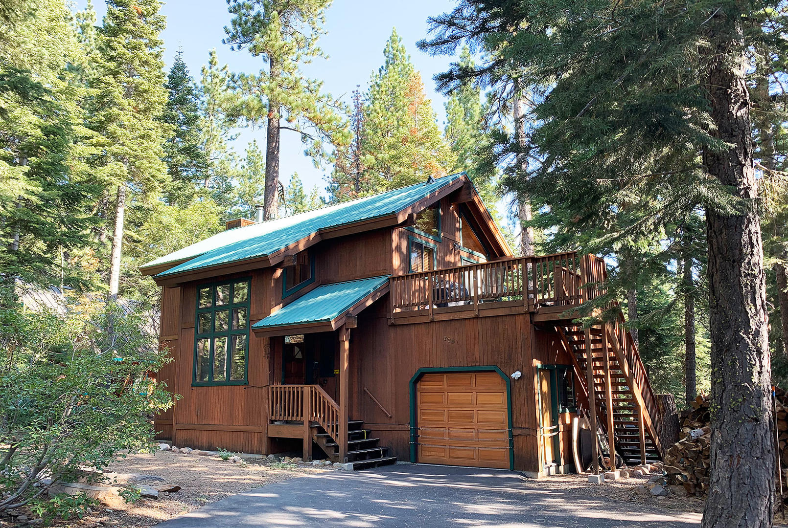 wsh0820 Lake Tahoe Vacation Rental