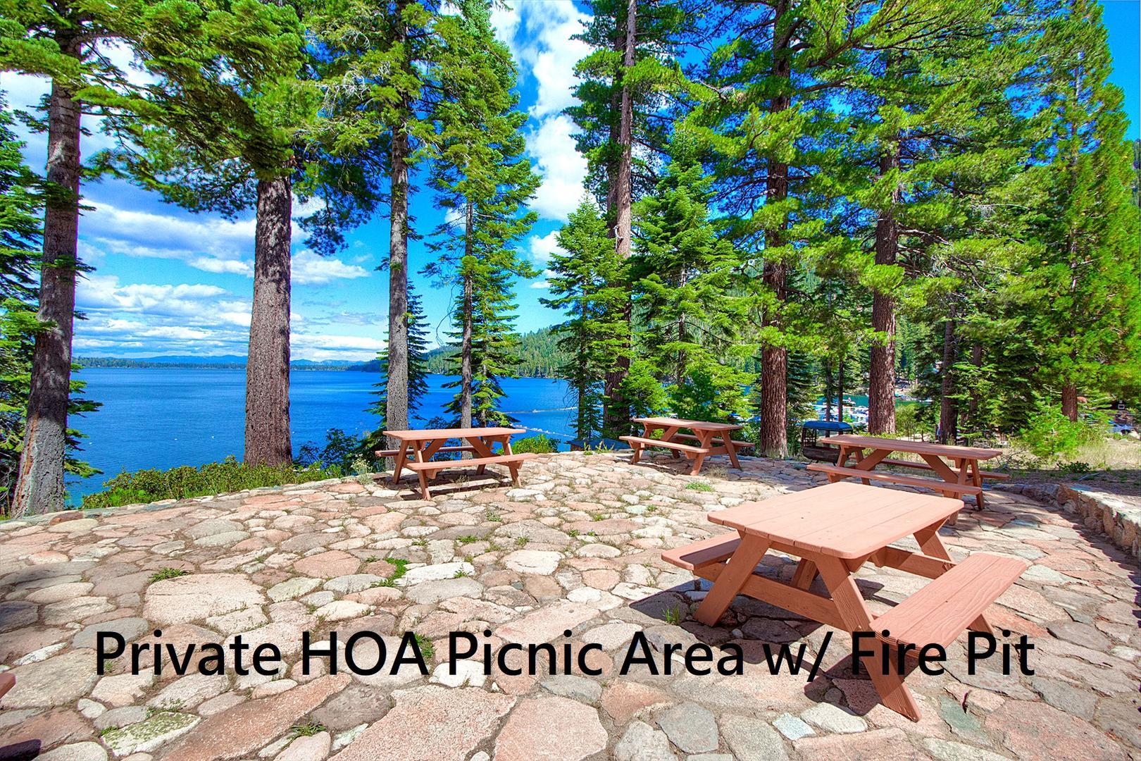 COH1444 HOA Picnic Area