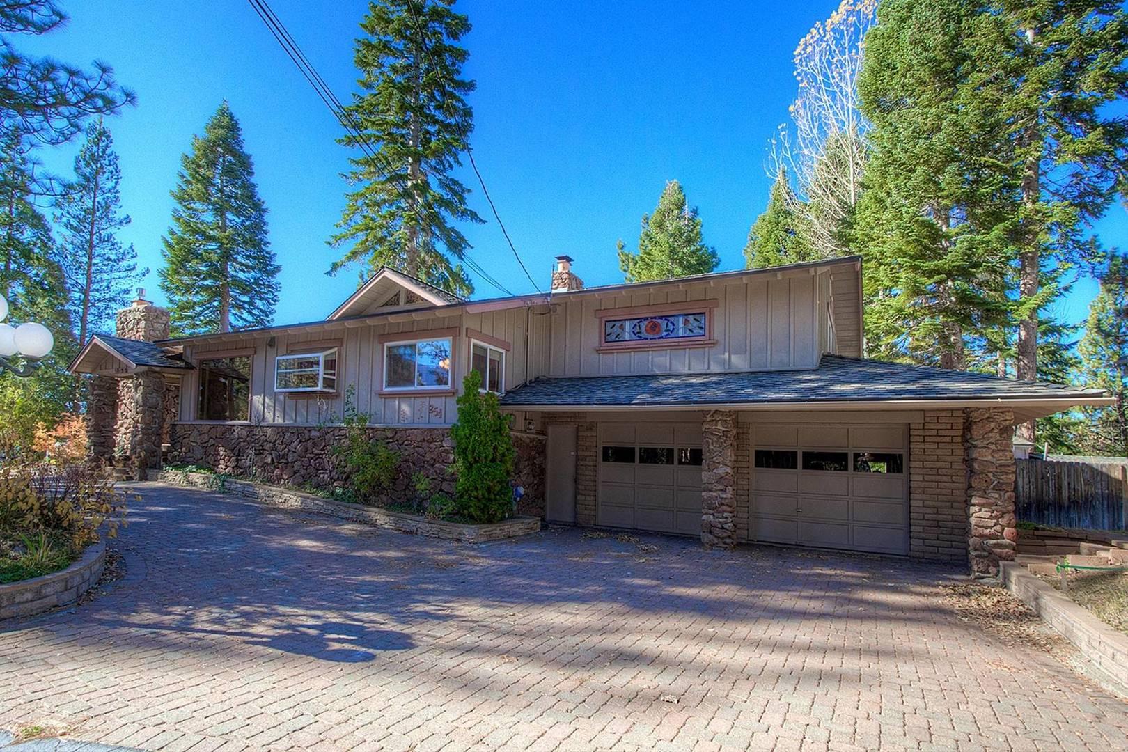 nvh1257 Lake tahoe vacation rental