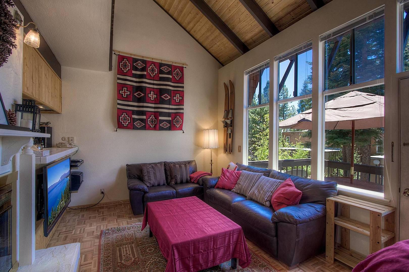 tcc0663 Lake Tahoe Vacation Rental