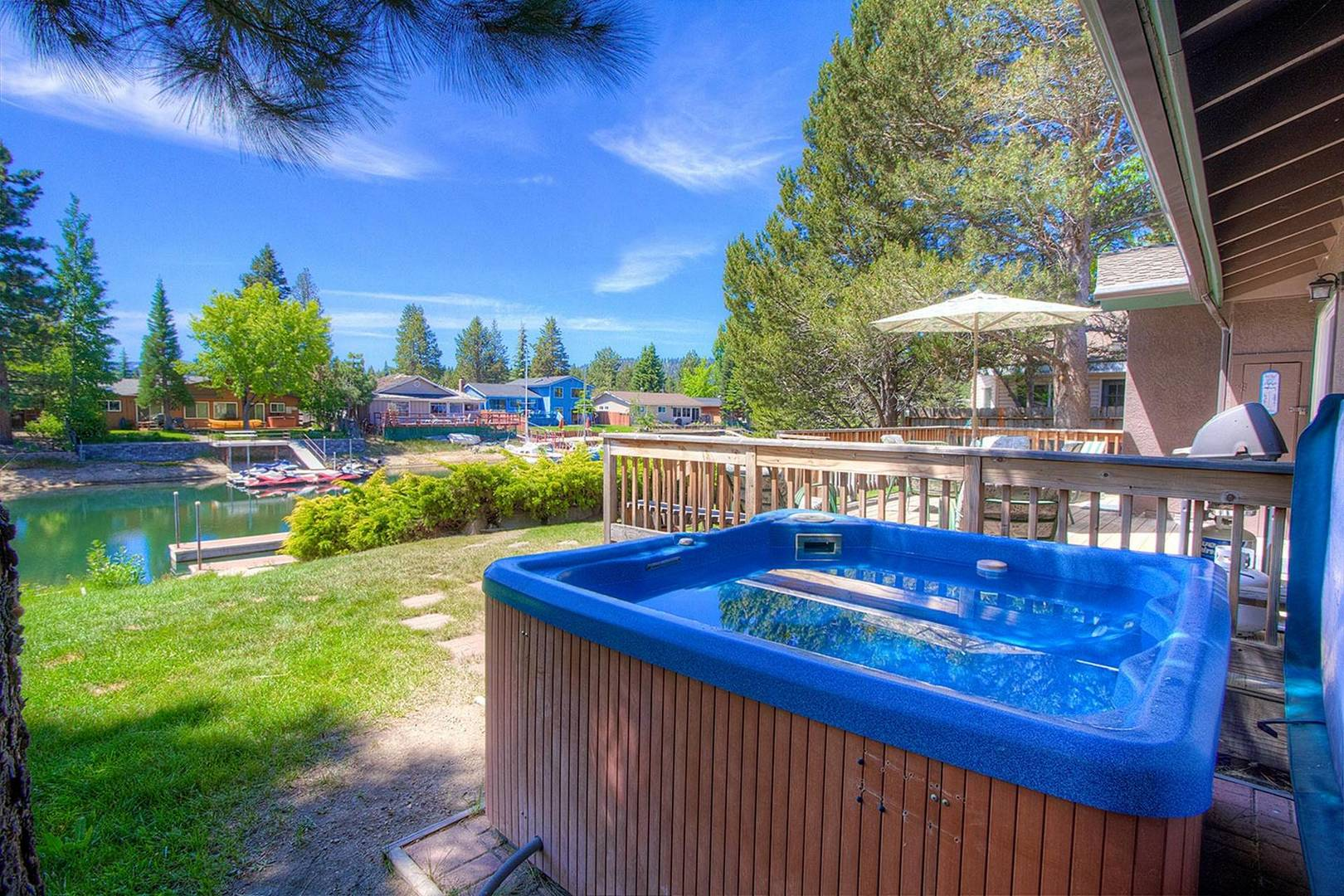tkh0886 Tahoe Keys Vacation Rental