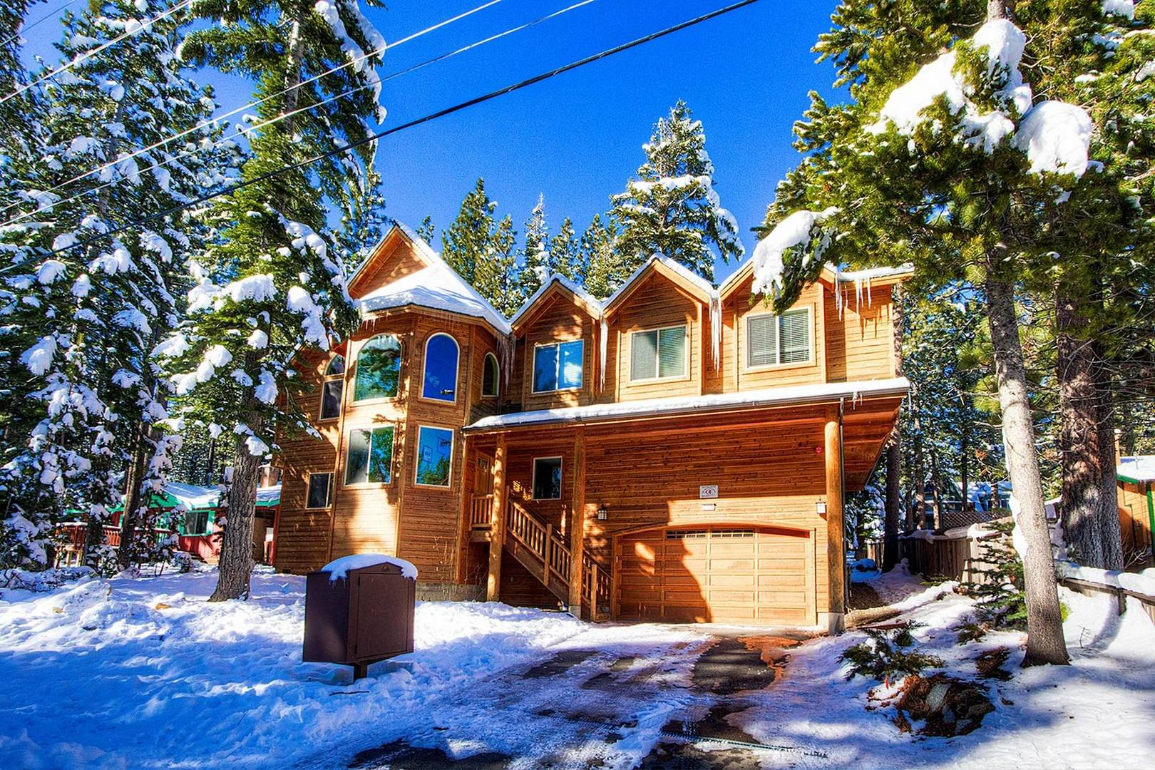 COH1669 Lake Tahoe Vacation Rental