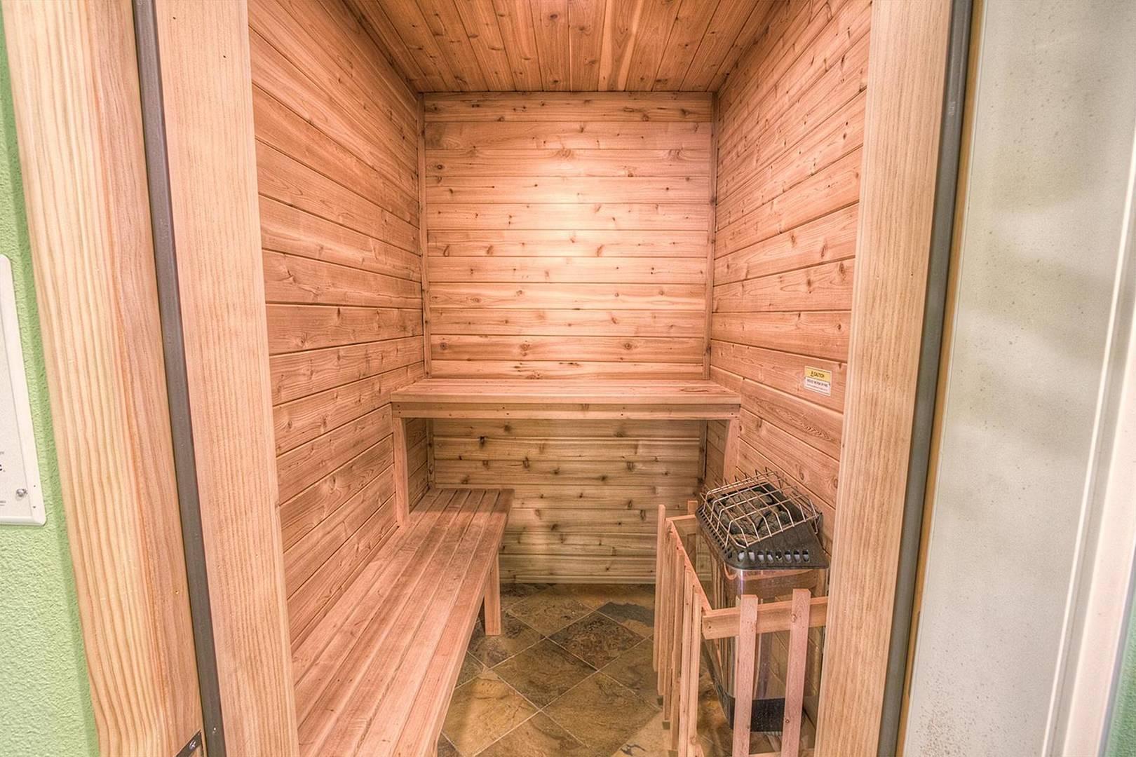 COH1669 Sauna