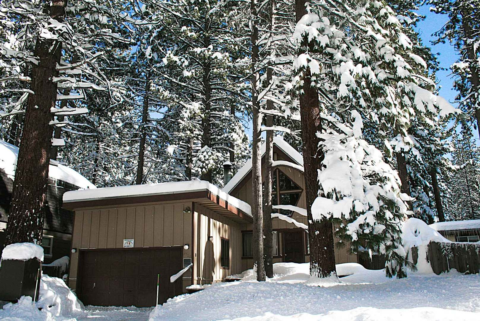 CYH0622 Lake Tahoe Vacation Rental