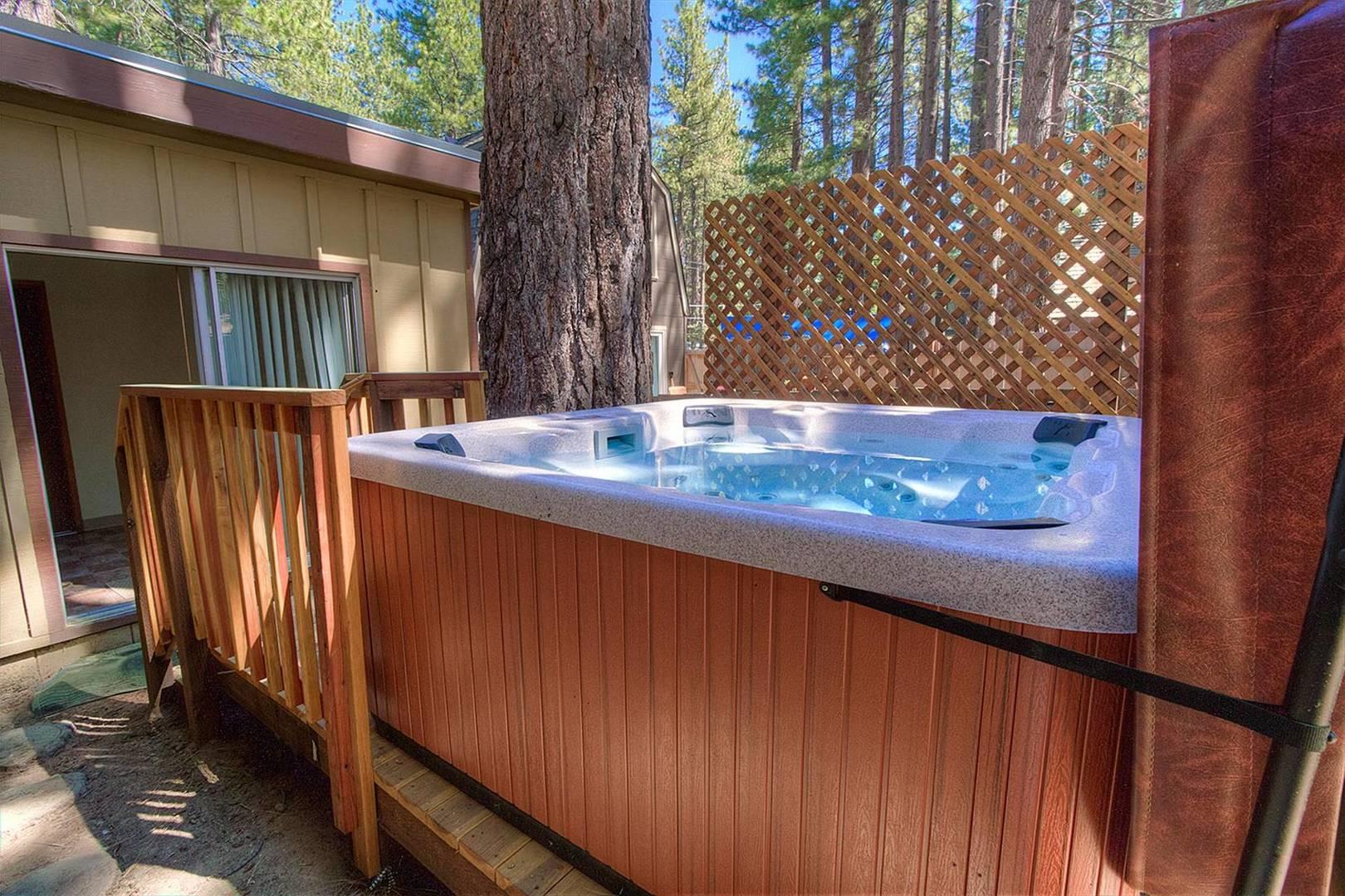 CYH0622 Hot Tub