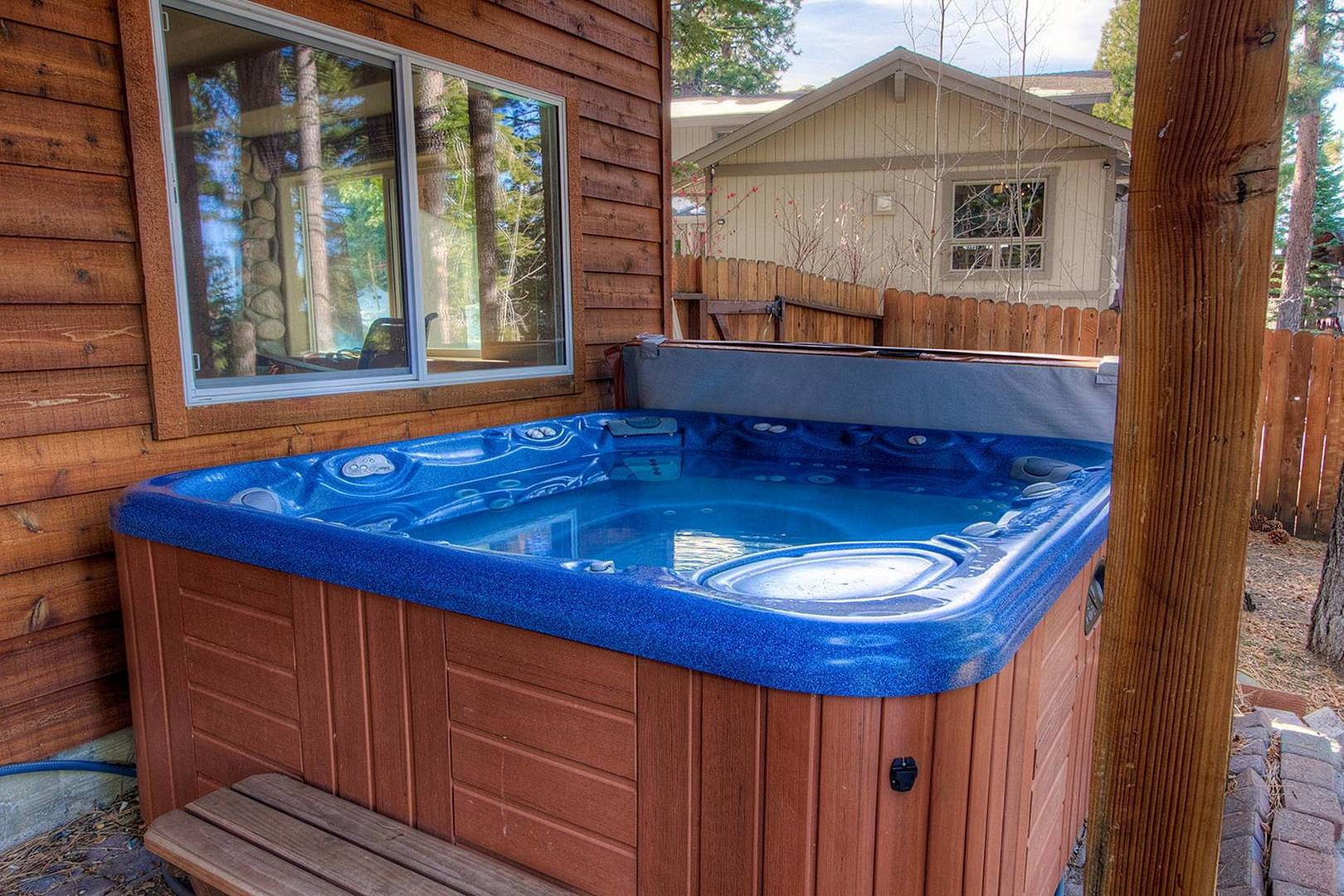 hch1435 hot tub