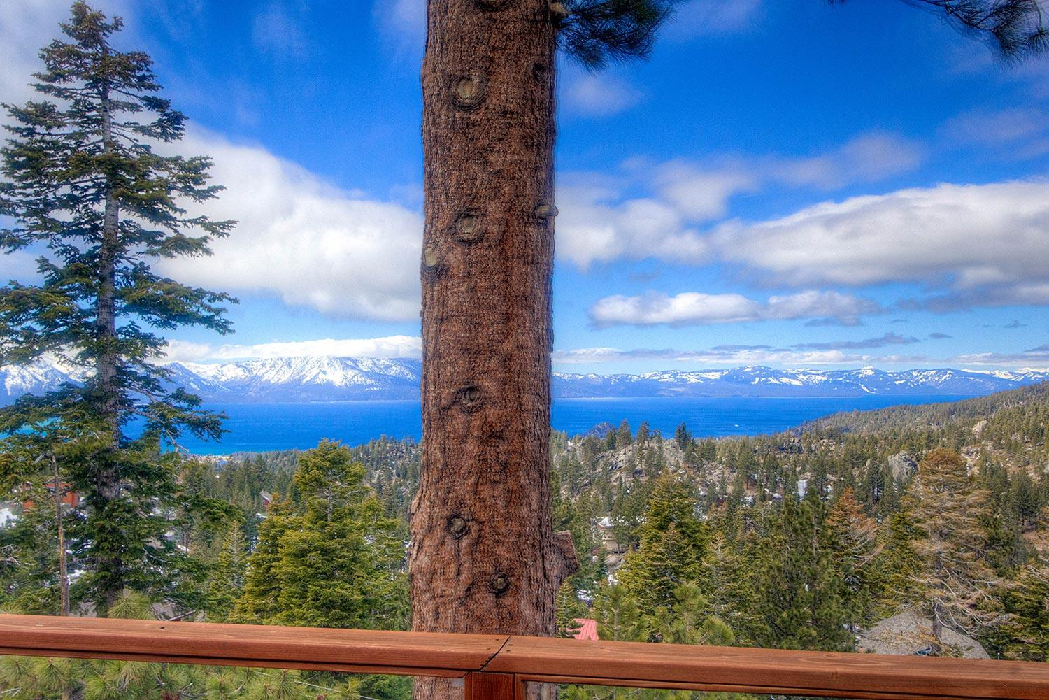 hnc0693 lake tahoe vacation rental view