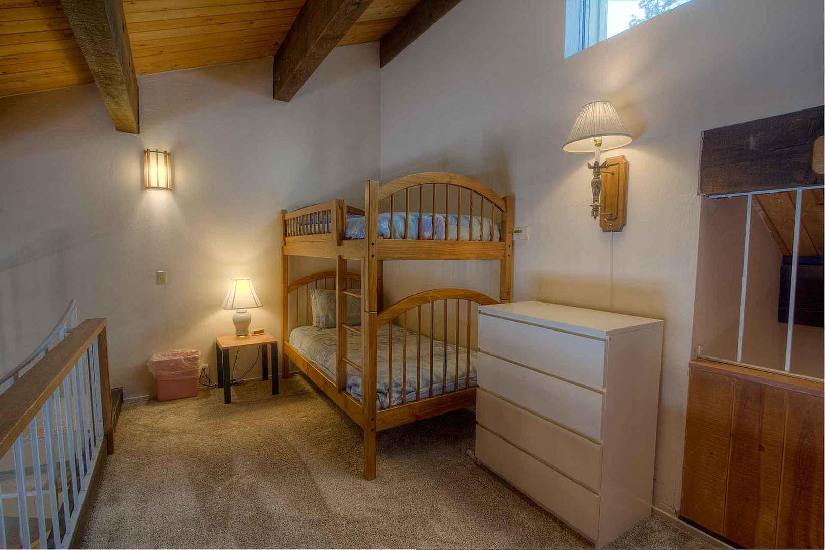 kwc1030 Loft bedroom