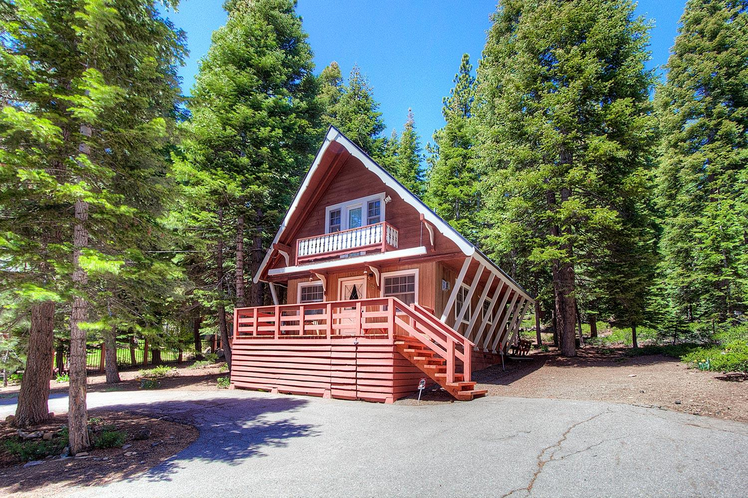 nsh0847 Lake Tahoe Vacation Rental
